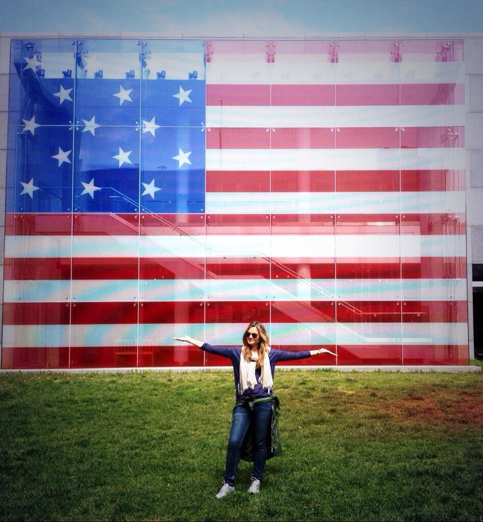 The Star Spangled Banner Flag