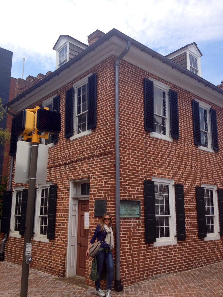 The Star Spangled Flag House