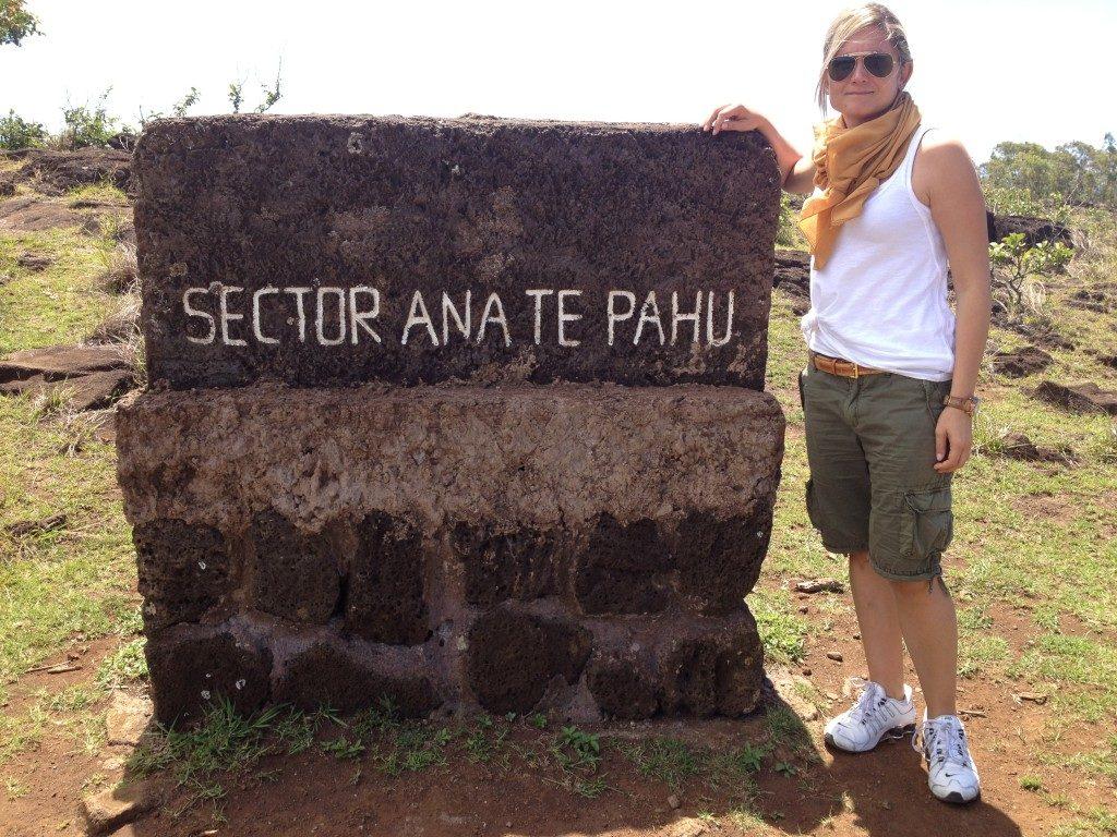 Le grotte di Ana te Pahu