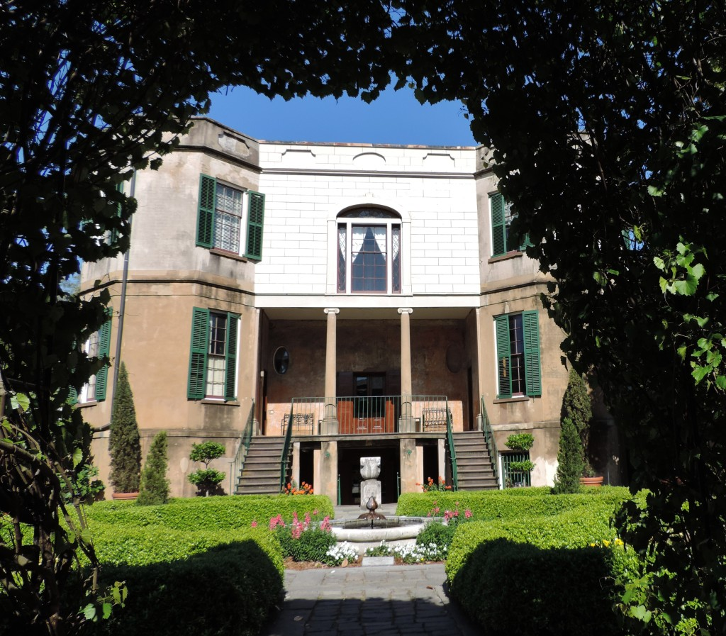 "i Giardini ""segreti"" di Savannah..."