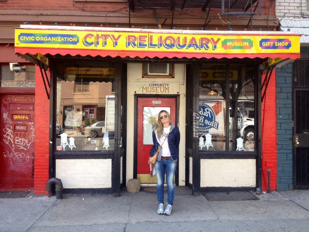Cosa vedere a Brooklyn: City Reliquary Museum