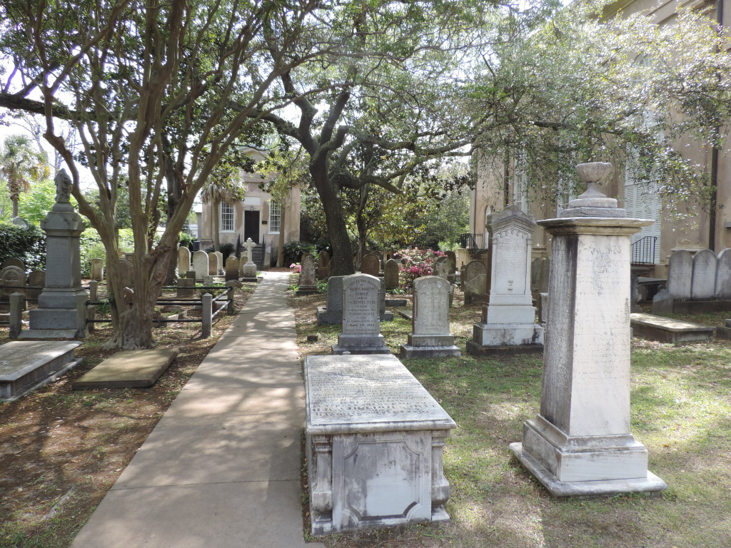 St. Philips Episcopal Cemetry
