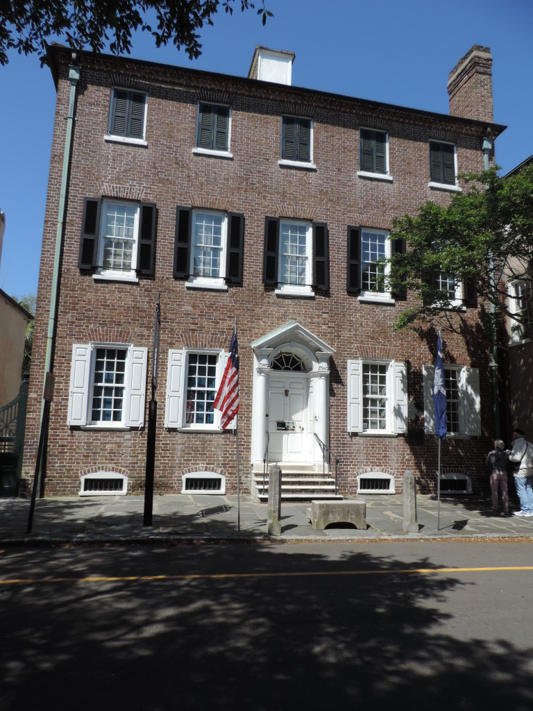 Heyward Washington House