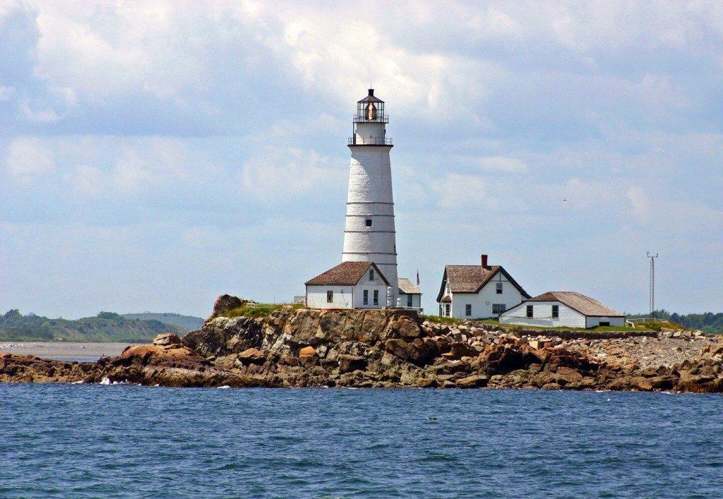 Viaggio in Massachusetts: il Boston Light