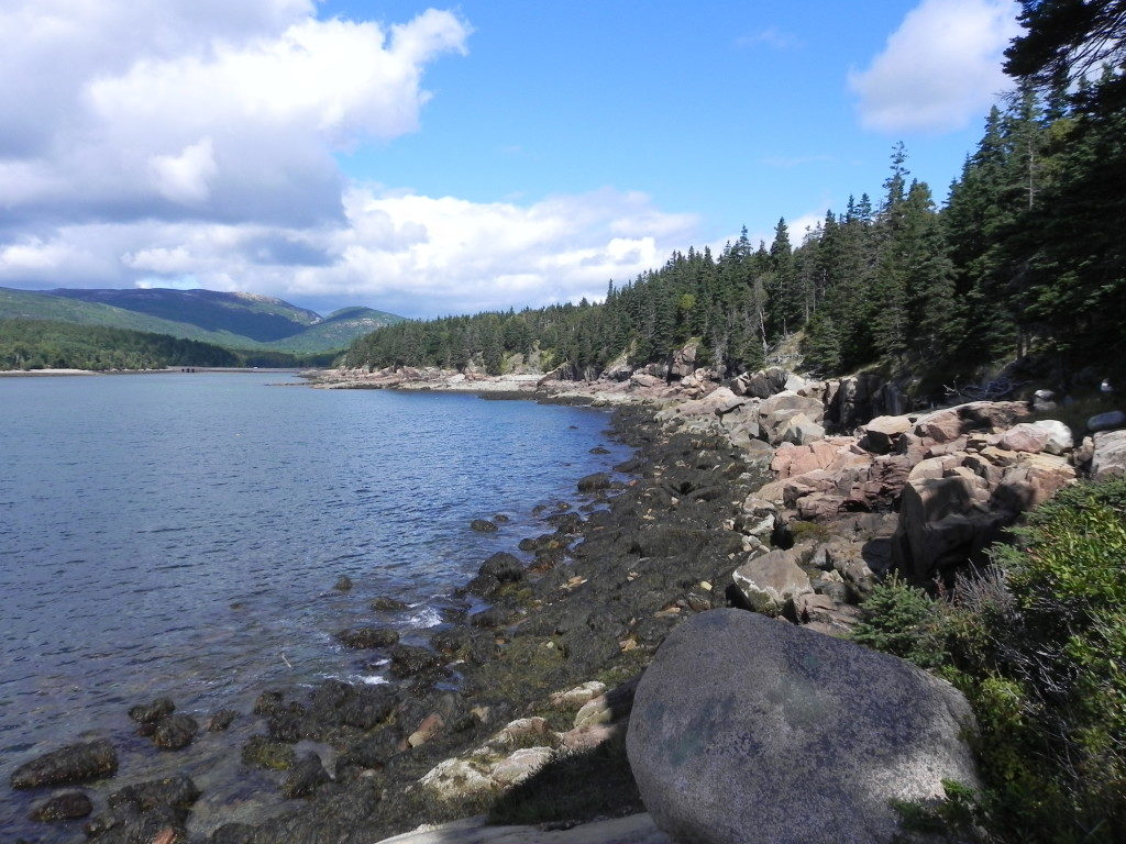 New England on the road: Acadia National Park