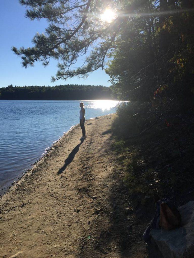 Walden Pond, Concord, Connecticut