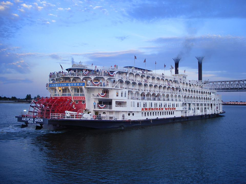 American Queen Steamboat