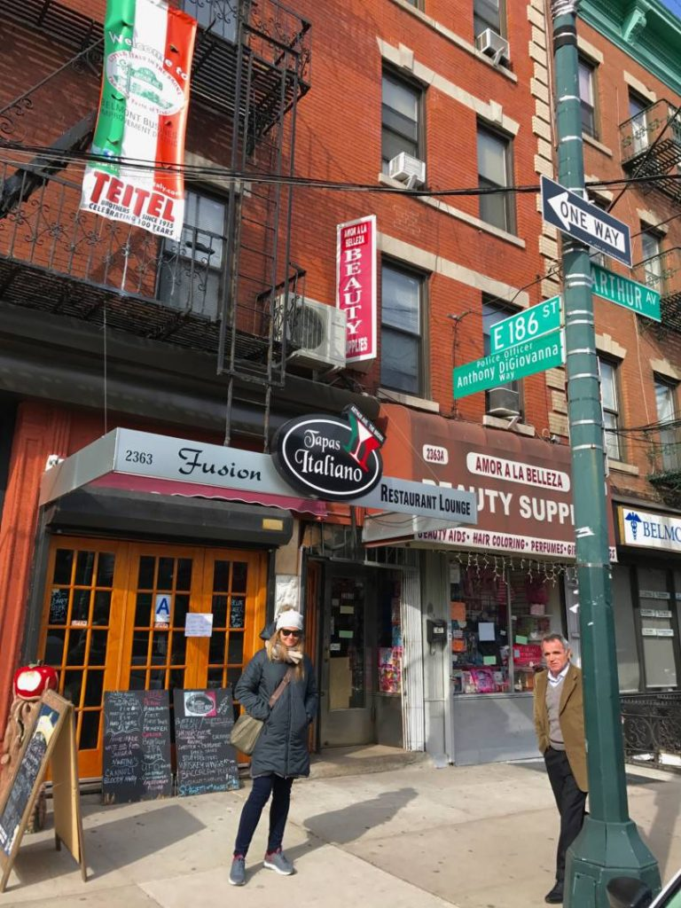 Cosa visitare a New York: Arthur Avenue - Belmont, Little Italy