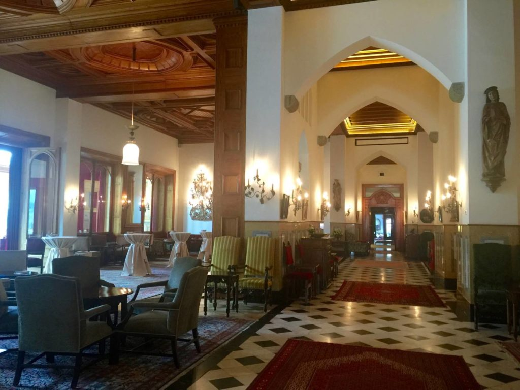Badrutt's Palace Hotel, la Grand Hall
