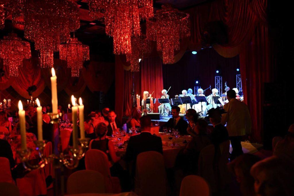 Badrutt's Palace Hotel, serata in maschera per i 120 anni
