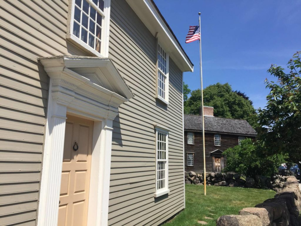 Boston e dintorni: la casa di John Quincy Adams