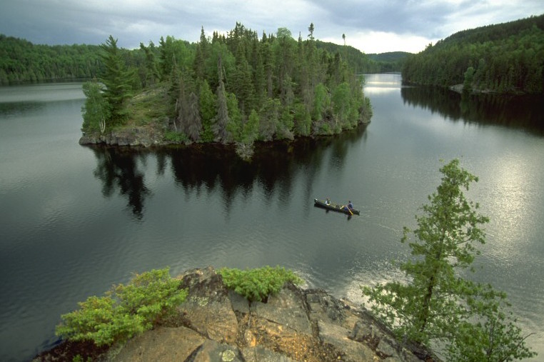 Boundary Waters Canoe Area Wildness