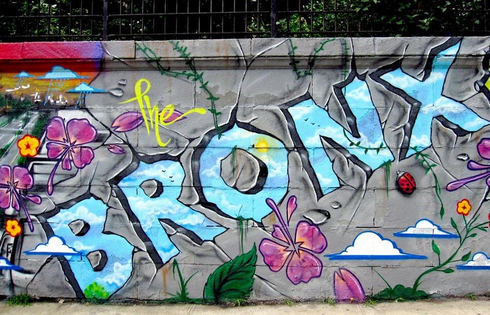 Cosa visitare a New York: scoprire il Bronx, murales (Credits wearethebronx.org)