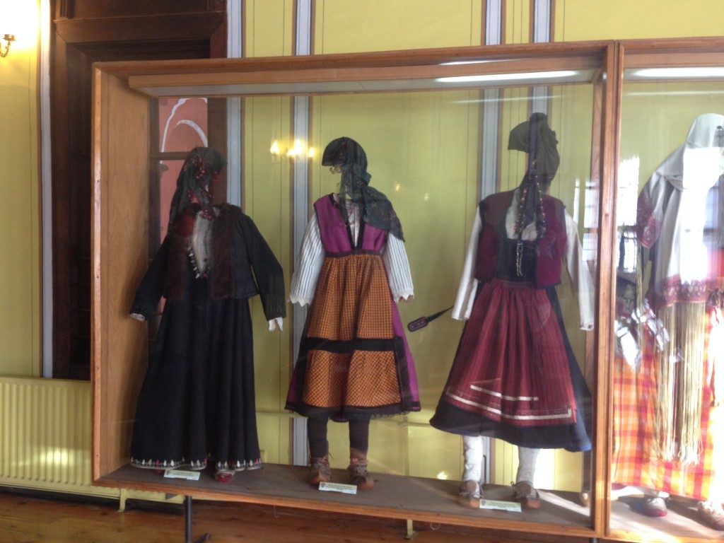 Plovdiv, inside the Ethnographic Museum