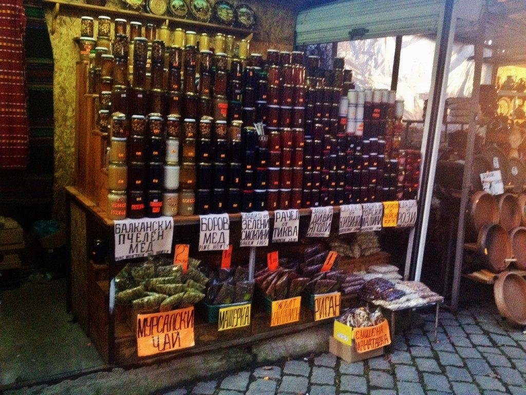 Bechkovo, prodotti tipici