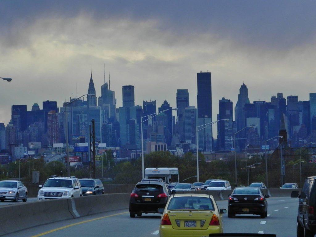 Rientrando a New York dagli Hamptons