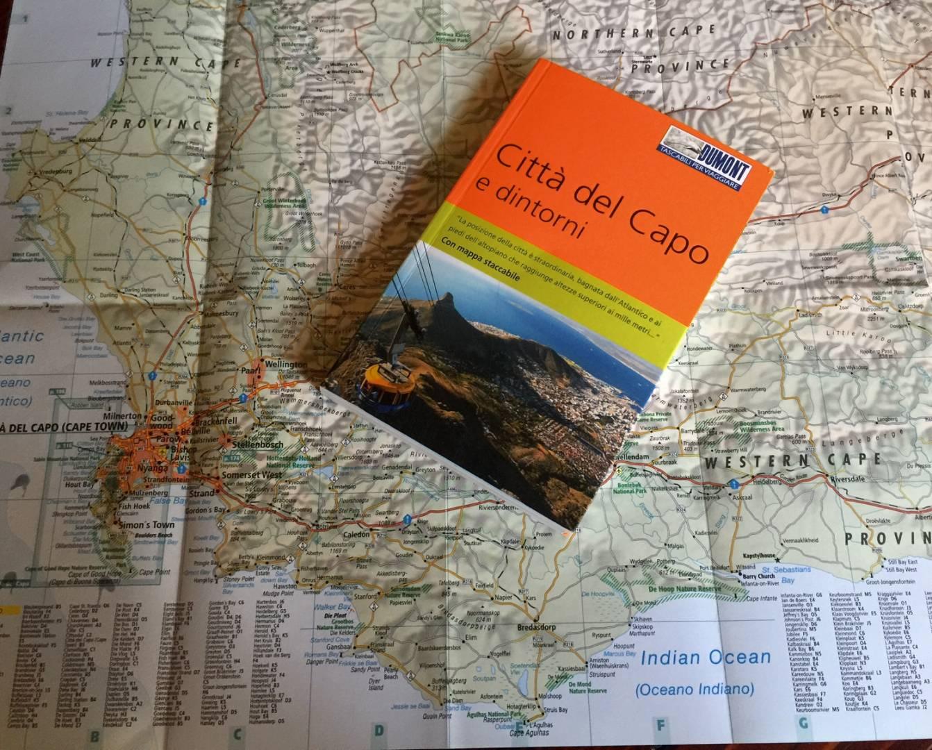 Capodanno in Sudafrica, preparando il mio itinerario