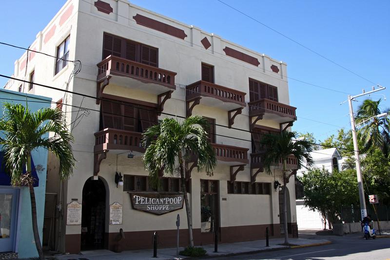 The Trev-Mor Hotel, today known as Casa Antigua