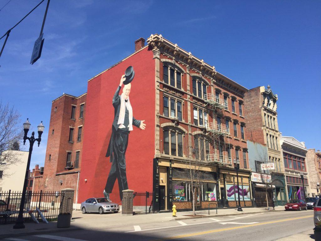 Cincinnati Street Art