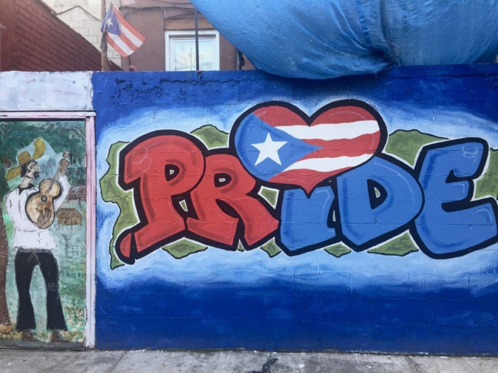 The Bushwick Collective, Brooklyn: Williamsburg, graffiti