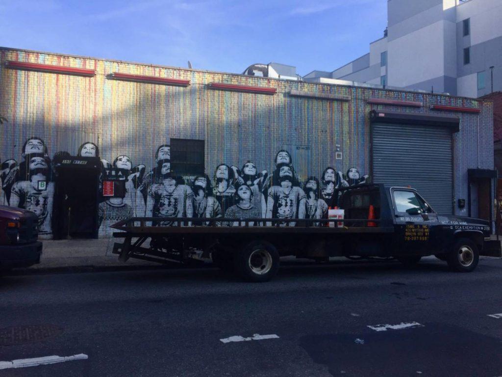 Cosa vedere a New York: Williamsburg, murales