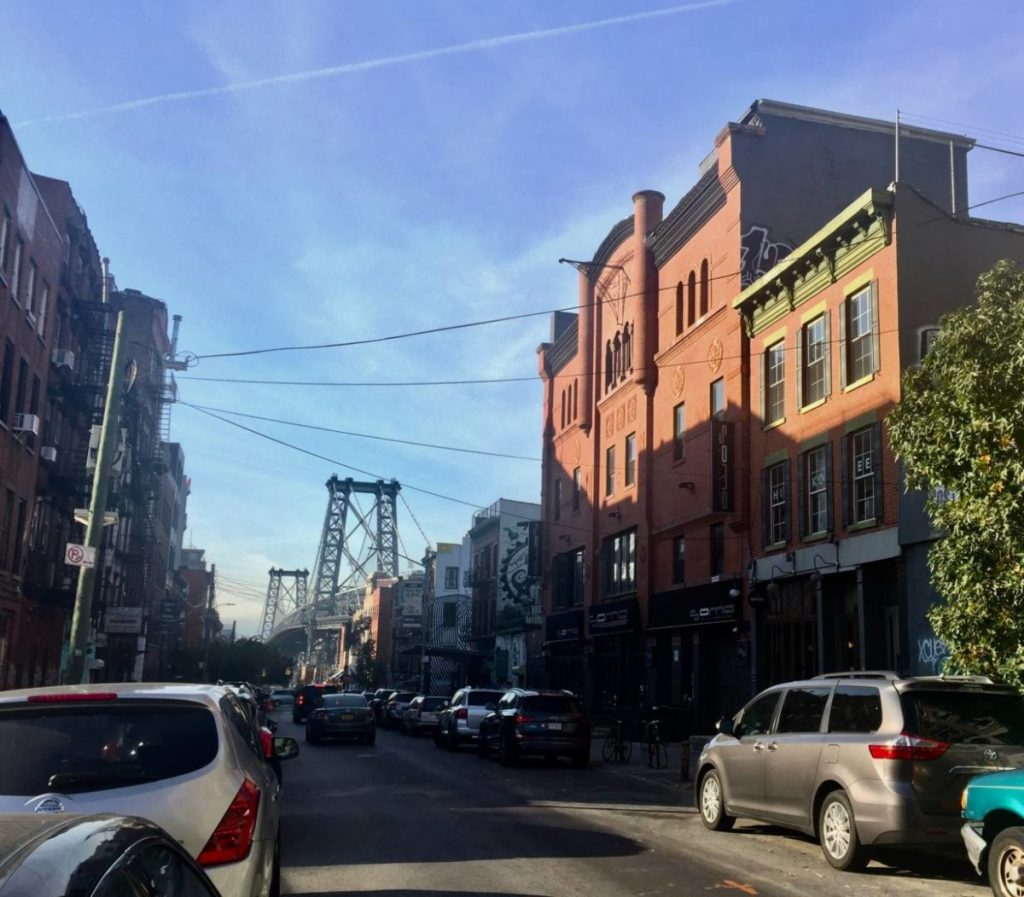 Cosa vedere a New York: South 6th st. Williamsburg