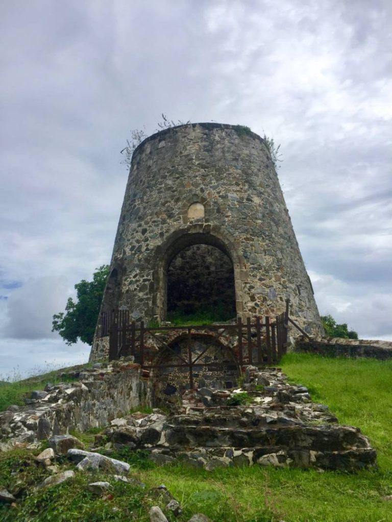 What to see in St. John: Annaberg Sugar Plantation, views