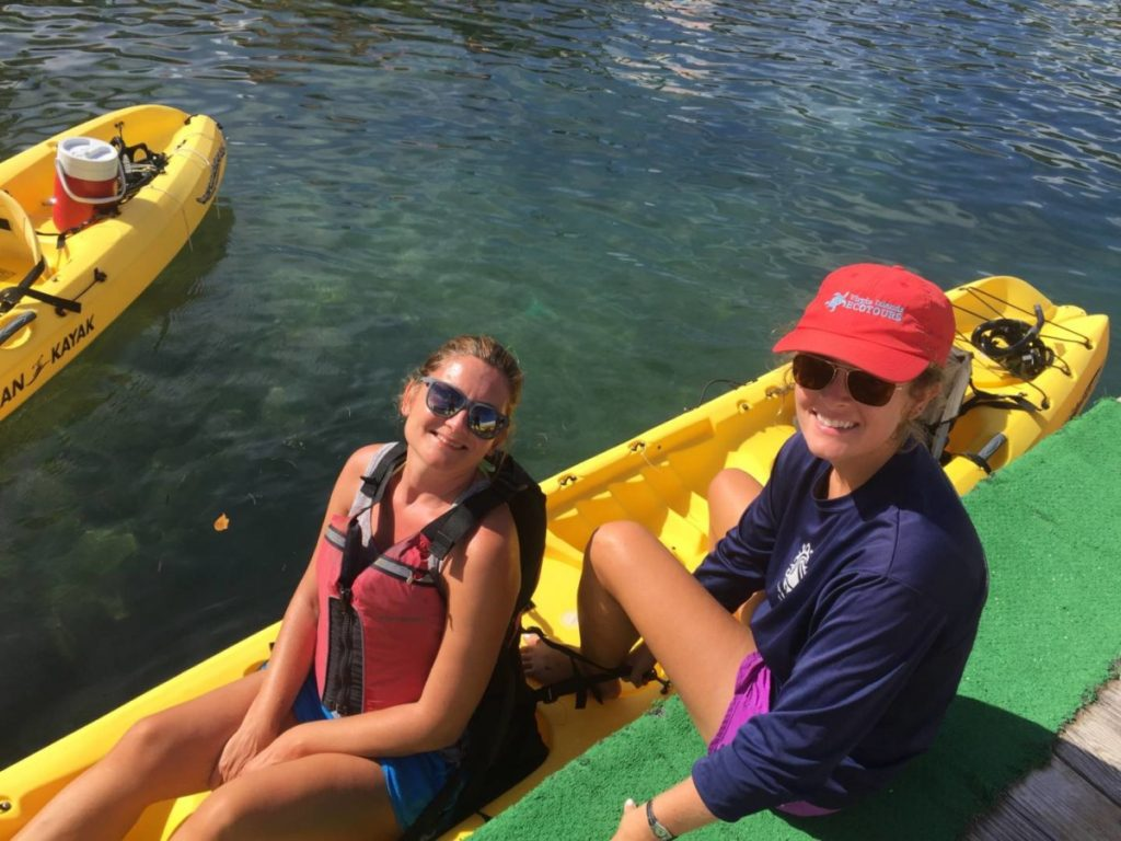 Cosa vedere a st. Thomas: Hassel island Kayak hike and snorkel tour