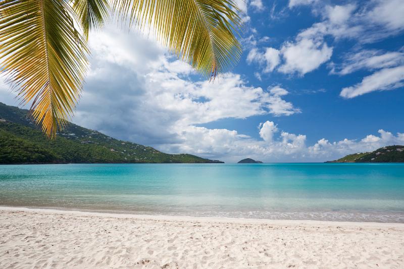 Cosa vedere a St. Thomas: Megen's bay Beach