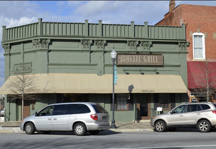 Covington, Georgia Location di The Vampire Diaries