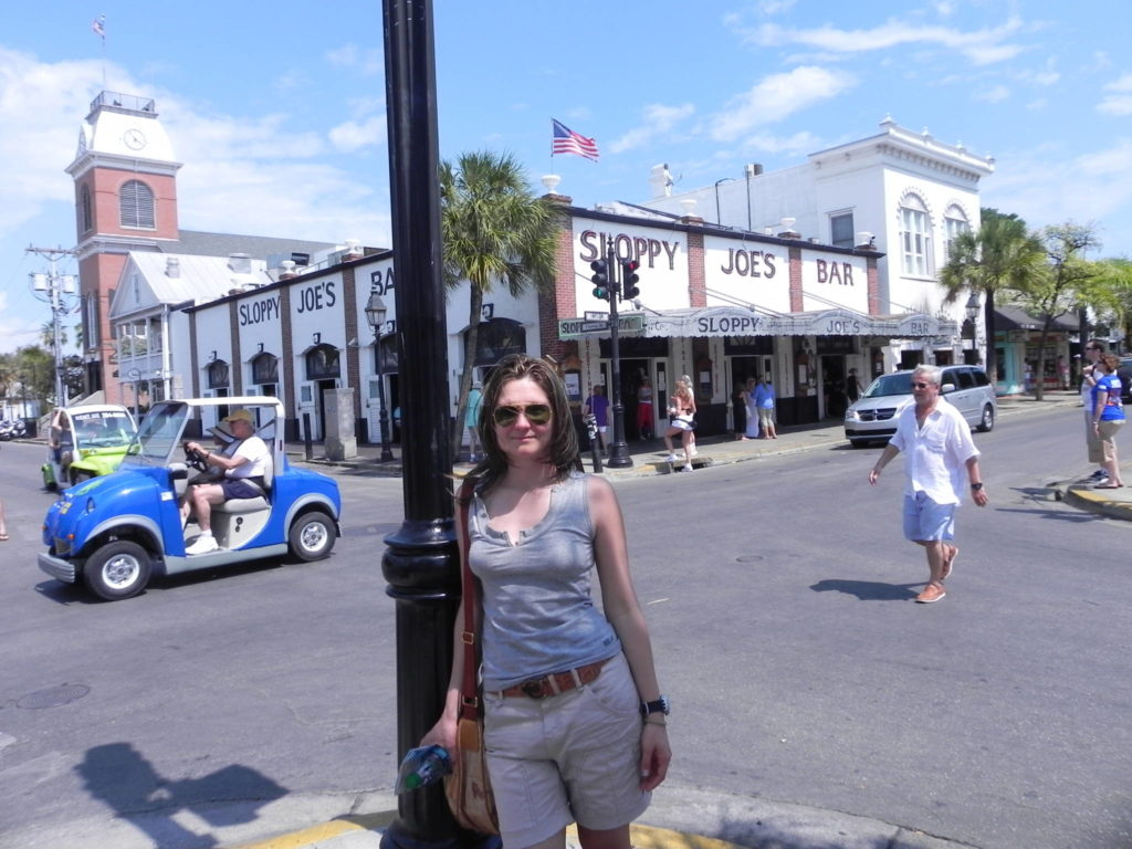Sloppy Joe's il locale di Hemingway a Key West