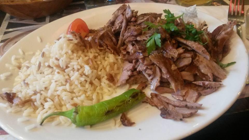 Mangiare a Londra: pranzo etnico da Efes