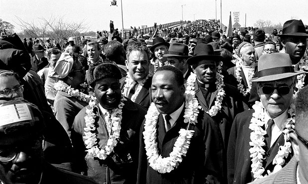 Civil Rights Trail: from Selma to Montgomery historic march with Martin Luther King