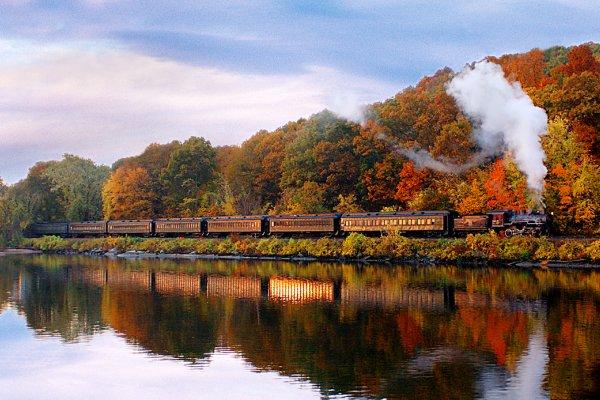 Essex Stream Train.
