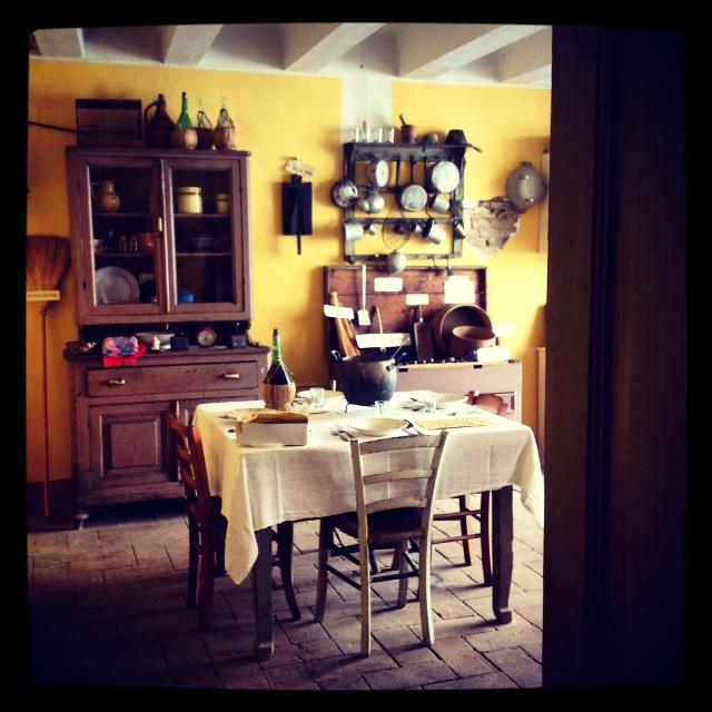 Il museo sulla vita nella Romagna di una volta, Palazzo Corbucci