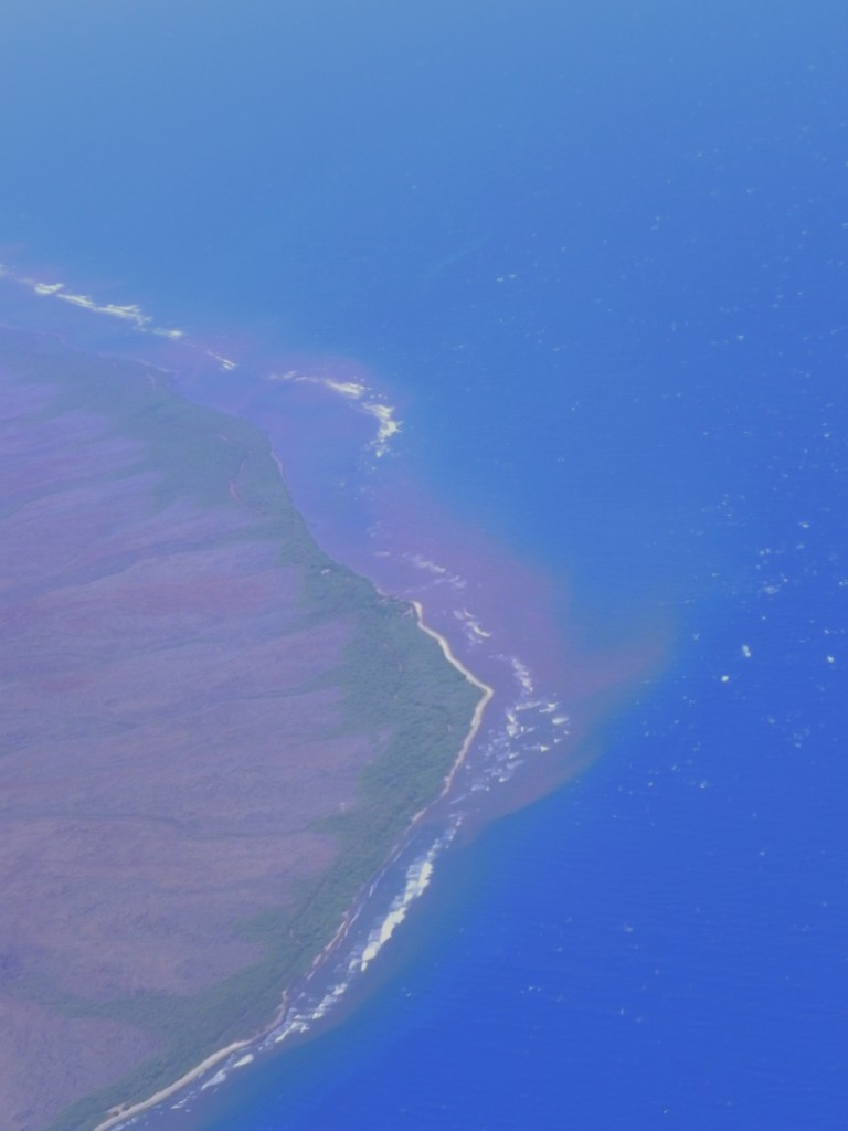 I contrasti della costa di Maui