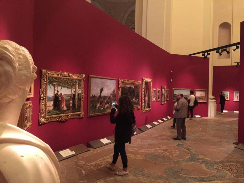 The Hidden Treasures, a surprising walk through the Italian art from 1200 until nowadays