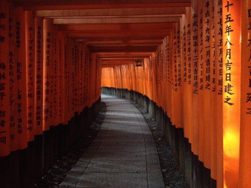 Tofuku-Ji, Santuario Fushimi Inari Taisha