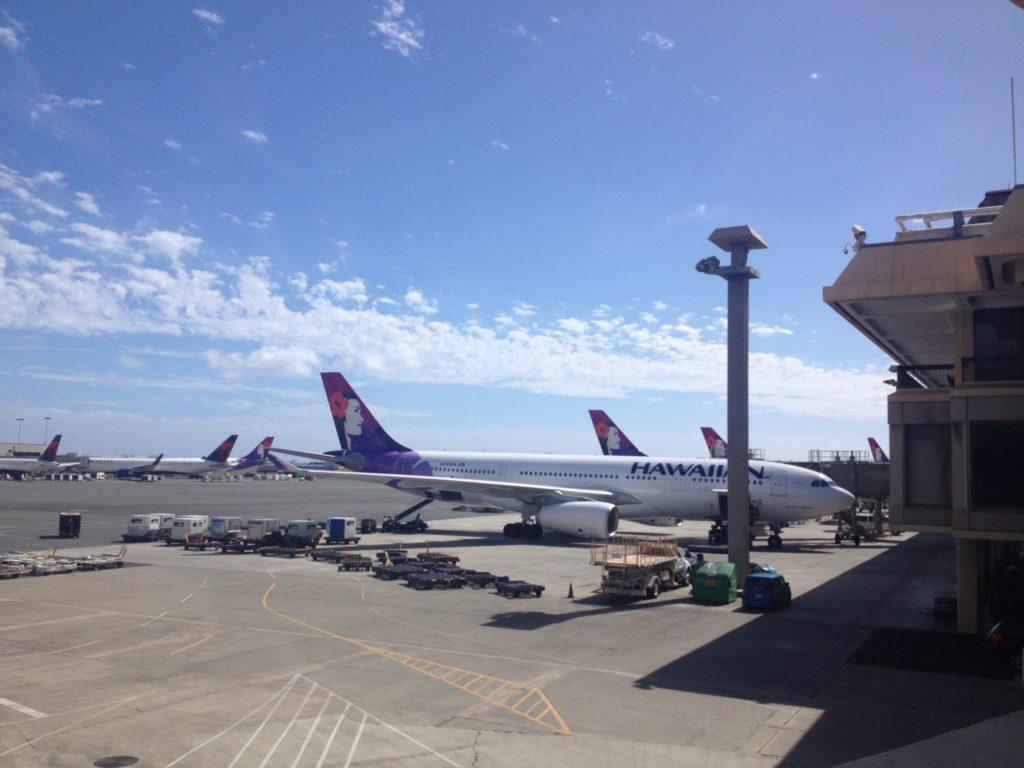 Aeroporto di Honolulu, Hawaii