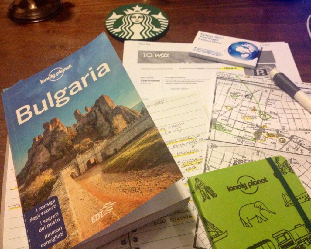 Bulgaria, spunti ed appunti