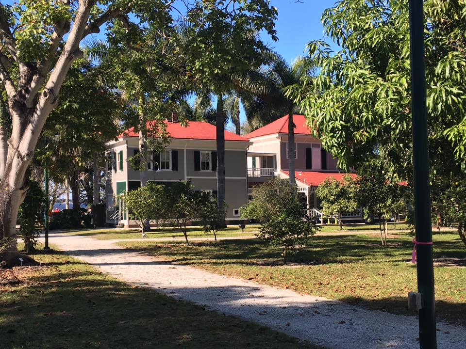 itinerari di viaggio in Florida: Edison & Ford Winter Estates