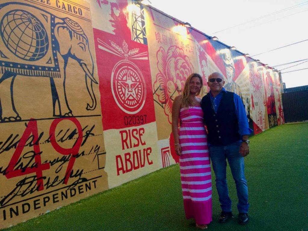 Itinerari di viaggio in Florida: al Wynwood District di Miami in compagnia di Nestor