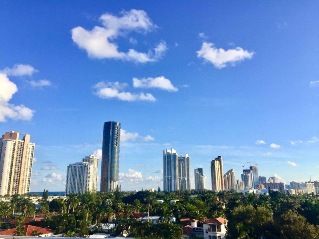Itinerari di viaggio in Florida: Sunny Isles