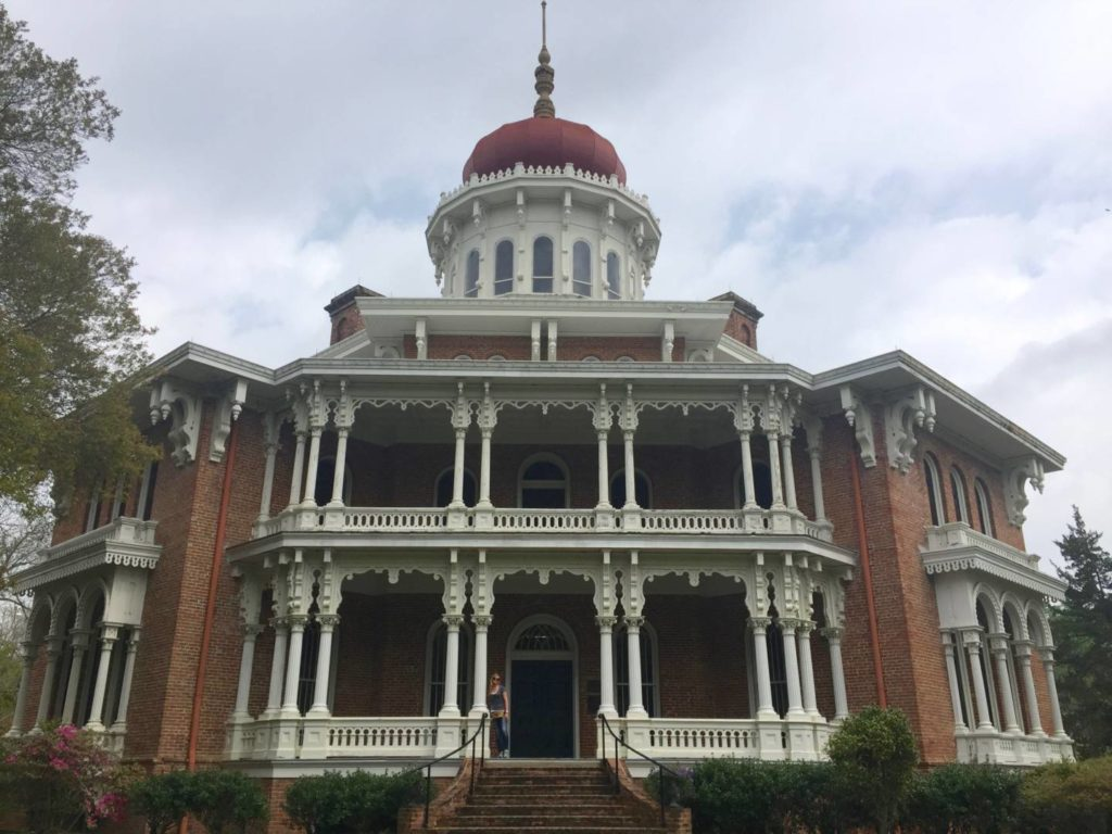 Itineraries in Mississippi: Longwood Plantation