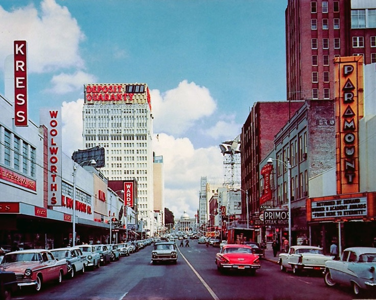 Jackson, Mississippi, 1960