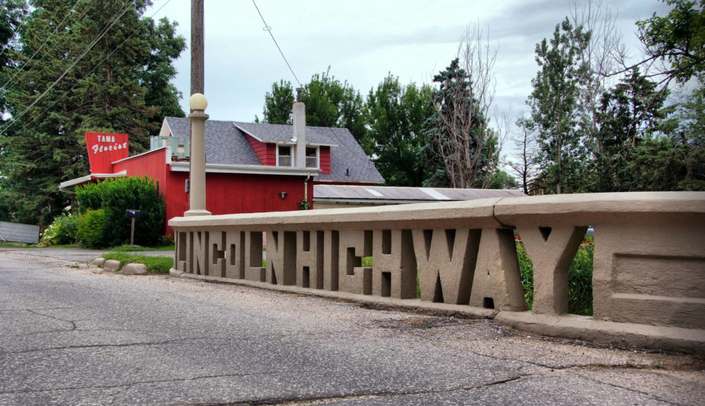 The Lincoln Highway Bridge, Tama, Iowa