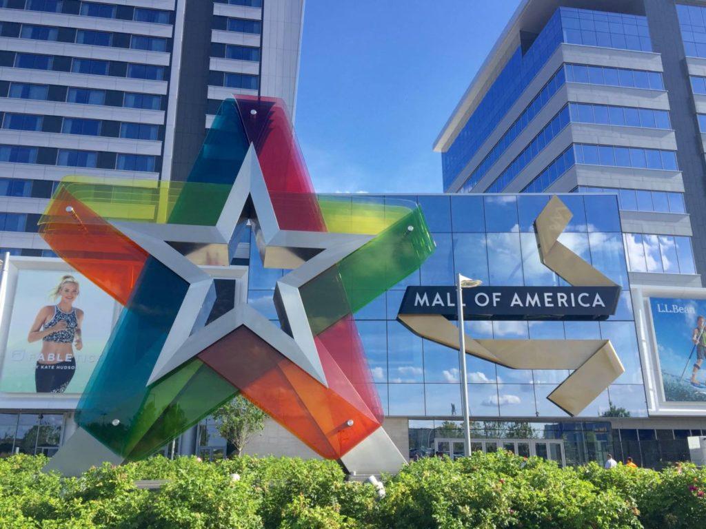 Cosa vedere in Minnesota: scoprire il Mall of America
