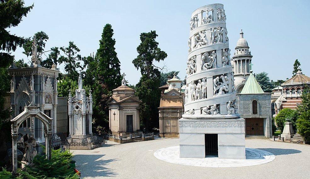 Milano insolita: Cimitero Monumentale