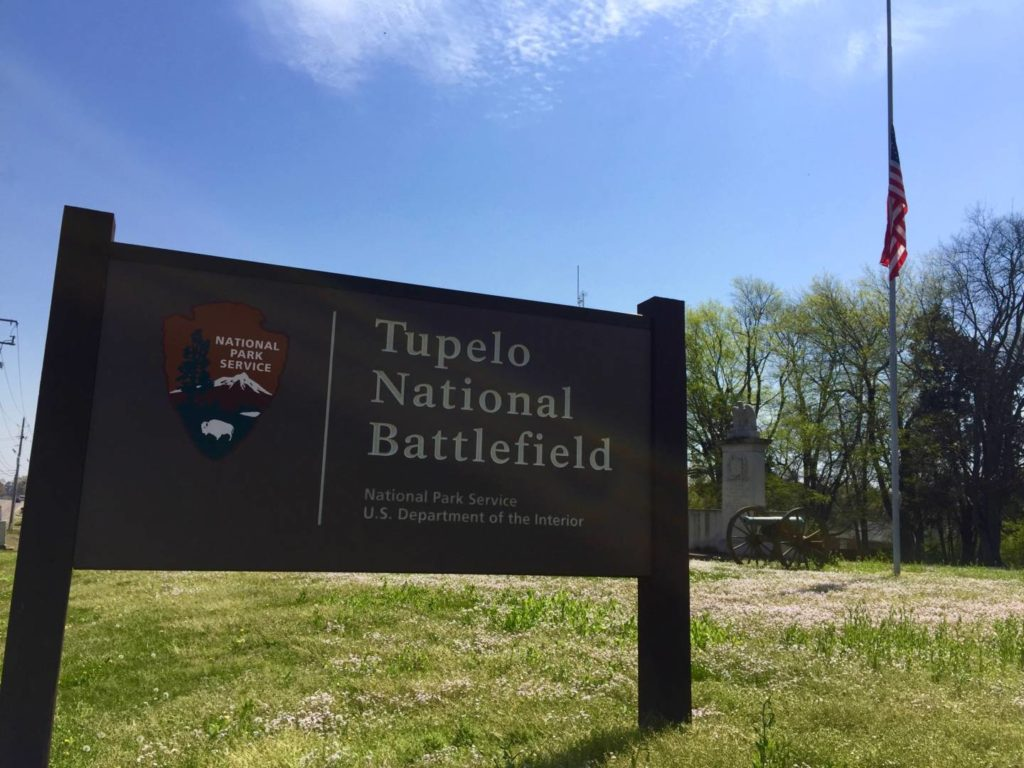 Things to do in Mississippi: Tupelo National Battlefield
