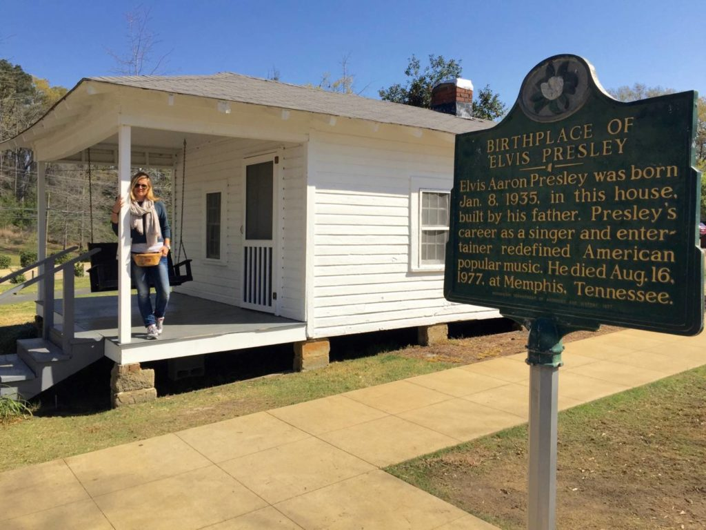 Things to do in Mississippi: Elvis Presley Birthplace